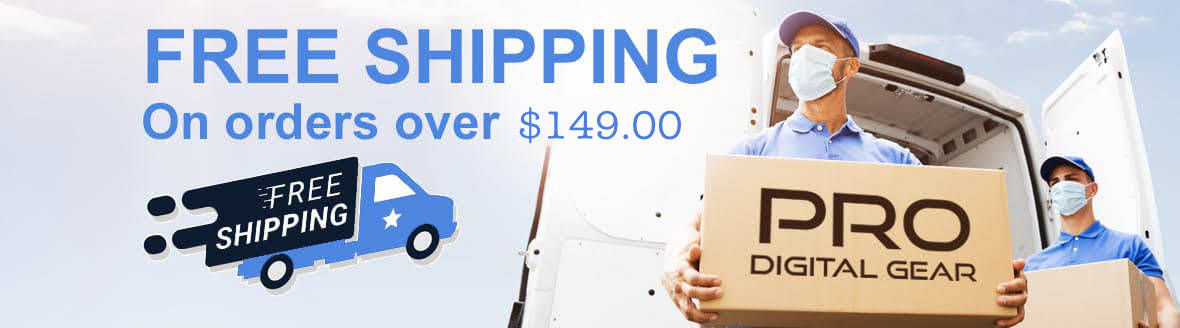 Pro Digital Gear   Free Shipping on orders over $149.00!!