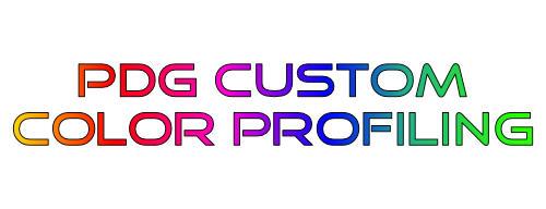 Custom Color Profiling