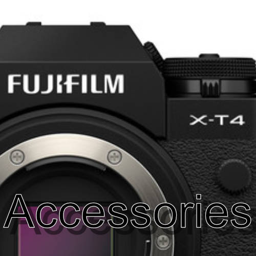 FUJIFILM X-T4 Accessories