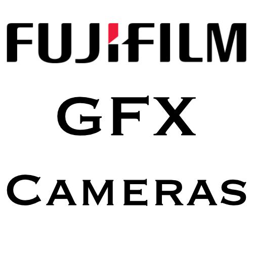 GFX-Series Cameras