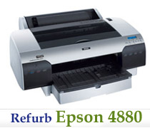 Pro Digital Gear :: Epson 4880 Factory Reconditioned Printer with