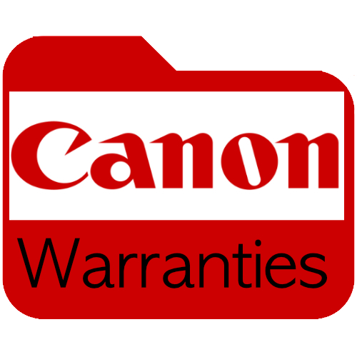 Canon Printer Warranties