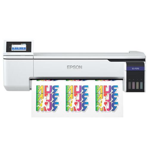 """Epson SureColor F570 24"""" Dye-Sublimation Printer"""