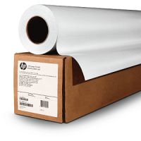 """HP Foldable Durable Synthetic Banner with 3"""" Core (24"""" x 150')"""