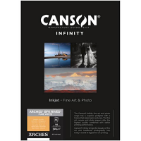 "Canson Infinity ARCHES BFK Rives Pure White 310gsm Matte - 11"" x 17"" (25 Sheets)"