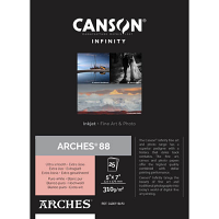 "Canson Infinity ARCHES 88 310gsm Matte - 11"" x 17"" (25 Sheets)"