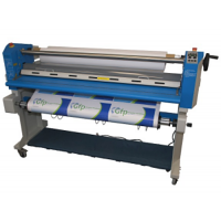 "563TH-4RS 63"" Top Heat Laminator with Slitter"