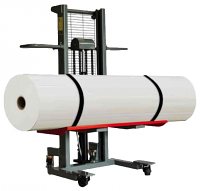 On-a-Roll Lifter® Jumbo; Lifts rolls up to (450 kg) 990 lbs