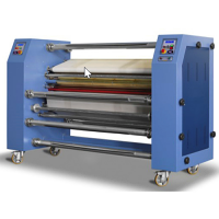 AIT 7360 Roll to roll Rotary Heat Press