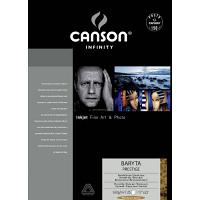 "Canson Infinity Bartya Prestige 340gsm - 11"" x 17"", 25 Sheets"