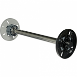 Roll Media Spindle - 24""