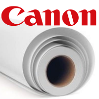 """Canon Polished Rag Silk Paper (44"""" x 50' Roll)"""