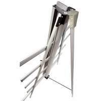 """Keencut Freestanding Kit for 65"""", SteelTrak"""