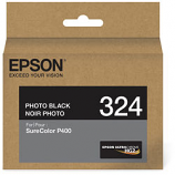 Epson T324 Photo Black UltraChrome HG2 Ink Cartridge