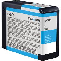 Epson Cyan -- Stylus Pro 3800 and 3880 Printer (80ml)