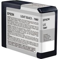 Epson Light Black -- Stylus Pro 3800 and 3880 Printer (80ml)