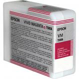 Epson Vivid Magenta -- Stylus Pro 3880 (80 ml)