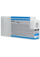 Epson UltraChrome, Cyan HDR Ink cartridge (150ml)