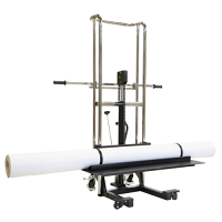 Foster KL On-A-Roll Paper Lifter, 660 LB Capacity