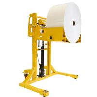 """Foster Scoop On-a-Roll Lifter, 2,500 LB Cap, 45"""" Diameter Rolls"""