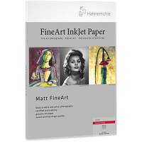 """Hahnemühle Torchon Matte FineArt Paper 285gsm - 11 x 17"""" (25 Sheets)"""