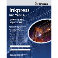 """Inkpress Matte 30 DUO 11"""" x 17"""" - 50 sheets"""