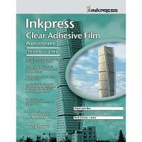 """Inkpress Media Inkpress Clear Adhesive Film (11 x 17"""" - 20 Sheets)"""