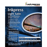 "Inkpress Light Satin 8.5"" x 11"" (100 Sheets)"