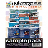 "Inkpress Fine Art Sample Pack -- 13"" x 19"""