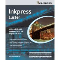 "Inkpress Luster 240 11"" x 14"" - 100 sheets"