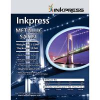 """Inkpress Metallic Satin 10"""" x 100' roll"""