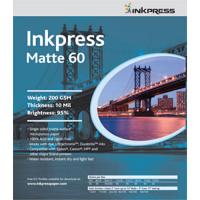 "Inkpress Matte 60 11"" x 14"" (50 Sheets)"