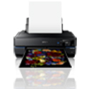 An Epson Surecolor P800 Printer