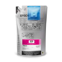 Epson UltraChrome DS Fluorescent Pink Ink 1.1 Liter (6 Pack)