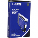 Epson Photographic Dye -- Black (110ml)