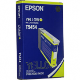 Epson Photographic Dye -- Yellow (110ml)
