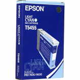 Epson Photographic Dye -- Light Cyan (110ml)