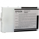Epson UltraChrome, Photo Black Ink Cartridge for the Stylus Pro 4800 & 4880 Printers (110ml)