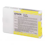 Epson UltraChrome, Yellow Ink Cartridge for Stylus Pro 4800 & 4880 (110ml)