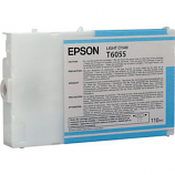 Epson UltraChrome, Light Cyan Ink Cartridge for Stylus Pro 4800 & 4880 (110ml)