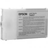 Epson UltraChrome, Light Black Ink Cartridge for Stylus Pro 4800 & 4880 (110ml)
