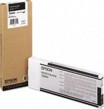 Epson UltraChrome, Photo Black Ink Cartridge for Stylus Pro 4800 & 4880 (220ml)