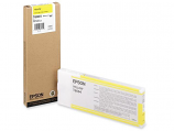 Epson UltraChrome, Yellow Ink Cartridge for Stylus Pro 4800 & 4880 (220ml)