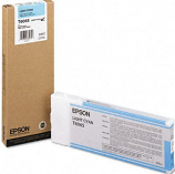 Epson UltraChrome, Light Cyan Ink Cartridge for Stylus Pro 4800 & 4880 (220ml)