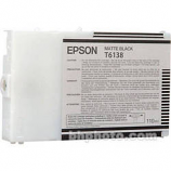 Epson UltraChrome, Matte Black Ink Cartridge for Stylus Pro 4800 & 4880 (110ml)