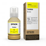 T49M UtlraChrome Dye Sub Ink, Yellow (140ml)