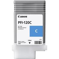Canon PFI-120 Cyan Ink Cartridge (130mL)