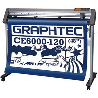 Canon 44-inch Graphtec Cutter & Colorbyte software