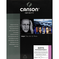 """Canson Infinity Baryta Photographique II - 11"""" x 17"""" (25 Sheets)"""