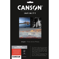 """Canson Infinity Fine Art Discovery Pack (8.5 x 11"""", 14 Sheets)"""
